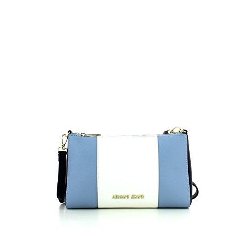 Gsell Sac bandoulière 922544CC857 Noir - Armani Jeans Synthétique façon cuir Blue