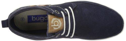 Bugatti D913436, Sneaker uomo Blu (Blau (dunkelblau 425))