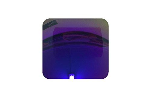 MZM Polarisierte Ersatzgläser für Oakley Turbine (wählen Sie die Farbe) (Purple Mirror)