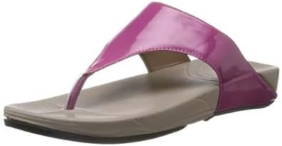 Gliders (from Liberty) Women's Purple Slippers - 6 UK/India (39 EU) UK (DIVA-03)