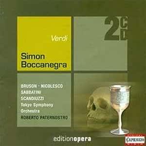 Simon Boccanegra (Gesamtauf.It