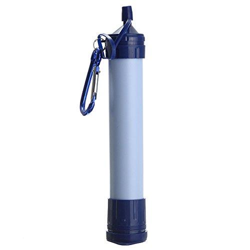 OUTERDO Filtro Paglia Portatile Ambientale Depuratore d