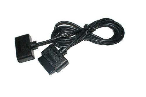 2x Controller Verlängerungskabel für SNES Super Nintendo - RBrothersTechnologie