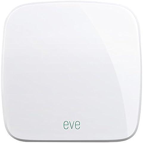 Elgato Eve Room Wireless Indoor Sensor with Apple HomeKit Technology - White by Elgato