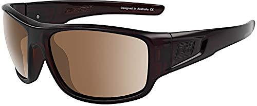 Dirty Dog Schalldämpfer Braun Polaisierte Sonnenbrille 53551