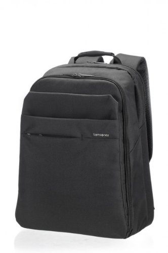 "Samsonite Network 2 Laptop Backpack 15""-16"" Trolleys para portátiles, 24 cm, 22 L, Negro"
