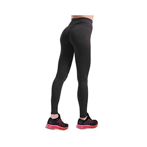 aoliaoyudonggha Women Casual Push Up Leggings Sexy V Waist Classic Trousers Fashion Stretch Elastic Pants (Zella-live In)