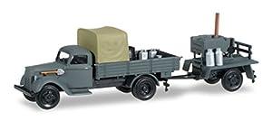 Herpa 745185-Ford g 917T Camas de camión
