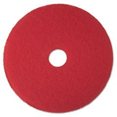 MCO08392 - 17 Red Buffer Floor Pad by