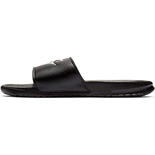 Nike - Benassi - Tongs  - Homme - Noir (Black/White) - 36