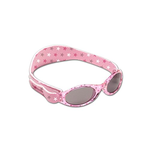 Pink Star BabyBanz sunglasses by Dooky 0 - 2 years