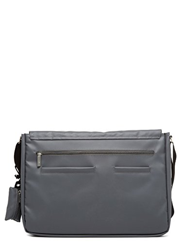 BREE Unisex-Erwachsene Punch 711 Laptop Tasche, 30x8x42 cm Grau (Slate)