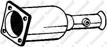 Bosal 095-121 pièces de montage