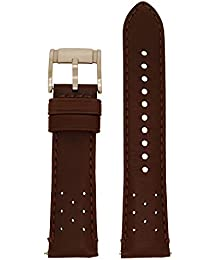 Fossil Watch Strap Quick Release L CH2944Original Replacement Band CH 294422mm Brown Leather Watch Strap