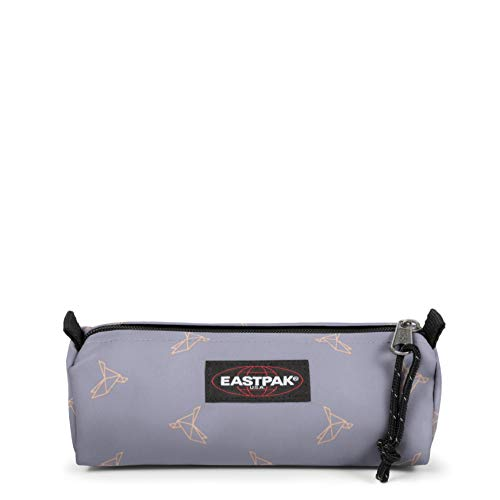 Eastpak BENCHMARK Single Trousses, 20 cm, Violet (Minigami Birds)