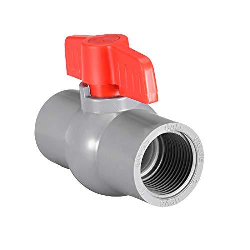 elhahn Wasserversorgungsrohr Gewindeenden 1