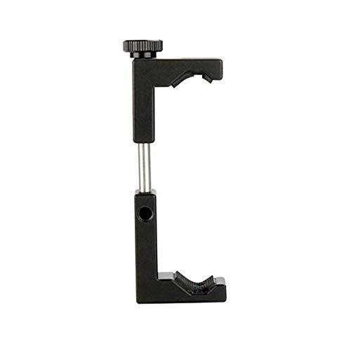 Yao Ulanzi ST-2S Aluminum Alloy Phone Tripod Clamp Adjustable Clamp for Smartphone Standard Phone Mount