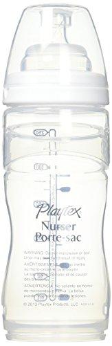 Playtex, drop-ins Liners Premium 8–10oz BPA frei Flasche 1ea (1Stück)