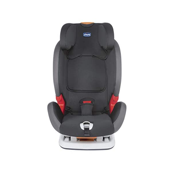 Chicco Youniverse Isofix Car Seat, Group 1/2/3 Chicco The isofix system with top tether enables an easy and quicker installation Compatible with all cars Special side safety system 7
