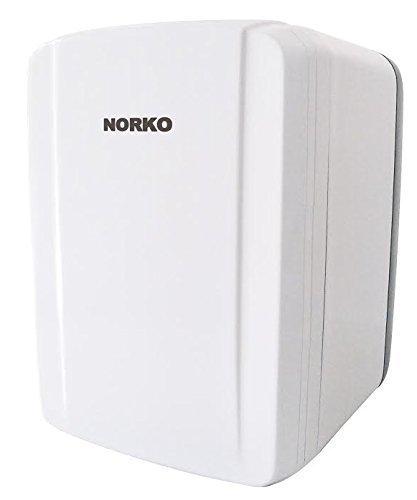 Norko – Mini enfriador y calentador de 4 litros (6 latas x 330 ml)