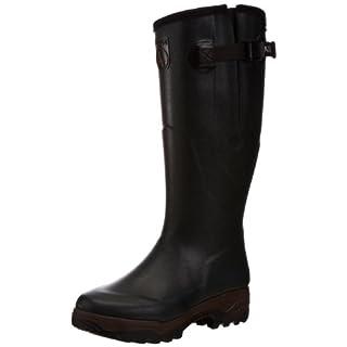 Aigle Unisex Adults' Parcours 2 Outlast Wellington Boots, Green (Bronze), 9 UK