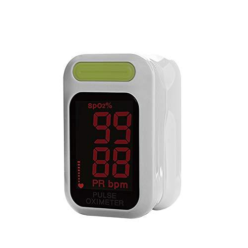 Alftek LED Pulsoximeter Medizinische Fingerspitze Oximeter Blutsauerstoffsättigung Monitor mit Gesundheitswesen