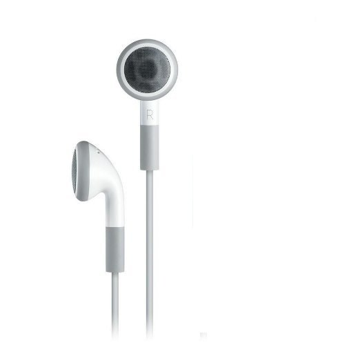 160gb Mp3-player (Kopfhörer / Headset für iPod Classic 160 GB, 80 GB, 120 GB (ohne Mikrofon))