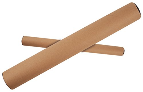 APLI 13144 - Tubos porta documentos de cartón, 60 x 610 x 640 mm