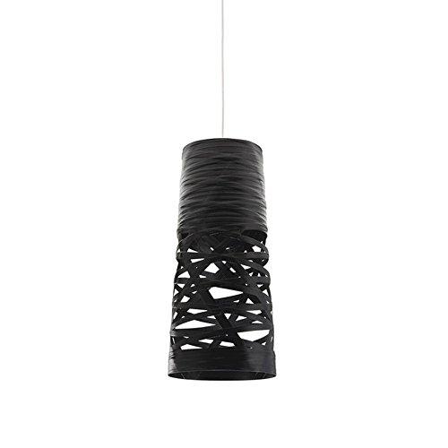 Foscarini Lampe de Suspension Foscarini Tress Mini H 5 m – noir