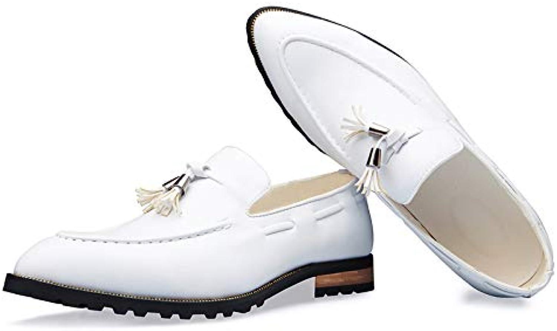 LOVDRAM Scarpe da Uomo Scarpe Scarpe Scarpe in Pelle da Uomo A Punta dei Capelli Designer Scarpe da Uomo di Marca Traspirante... | Di Alta Qualità  cad917