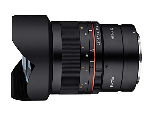 Samyang MF 14 mm F2.8 Z Nikon Z - Objectif Manuel Ultra-Grand Angle pour Hybride Nikon Z