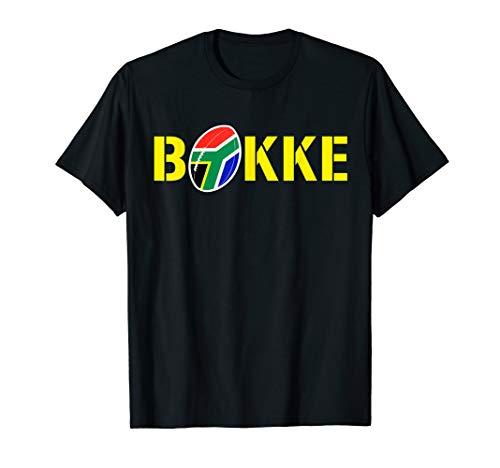 Bokke South Africa Rugby Springboks Fan Gift T-Shirt -