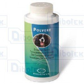 Trocken-Shampoo Powder ingenya Cosmetic Shampoo für Hunde