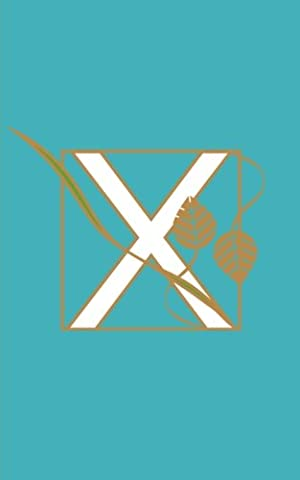 X: Monogram Initial Letter