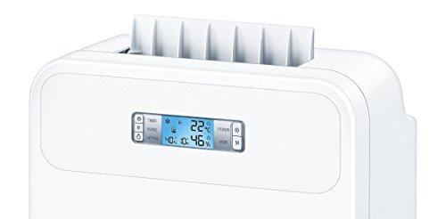 31pzw706d5L - Beurer LE70UK Luxury Air Dehumidifiers, 20 Litre