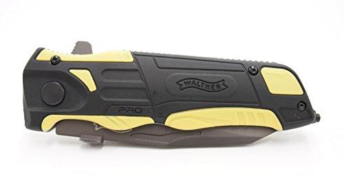 Walther Messer Pro Rescue Knife schwarz/gelb, 5.2012 - 4