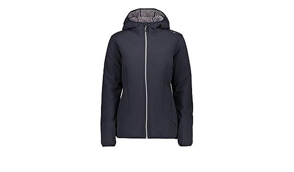 CMP Damen Softshelljacke Woman Jacket Fix Hood 38A2116