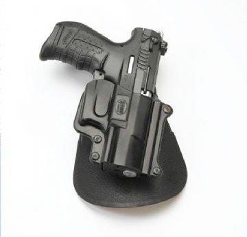 Fobus Rotation Paddle Holster verstellbar für Walther P22 Pistole und P22Q