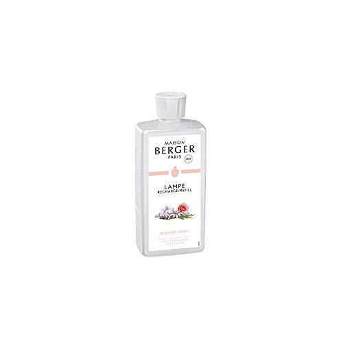Lampe Berger Parfum Printemps Bouquet d'ambiance Plastique Transparent 500 ML