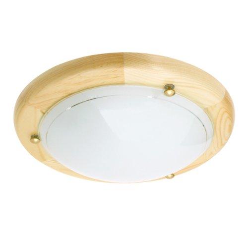 Deckenleuchte, 1 x E27/60W (Globe Deckenleuchte)