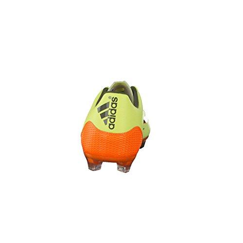 F30 TRX FG - Chaussures de Foot Glow/Vert/Zeste Solaire Orange