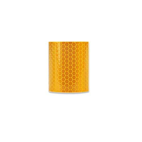 DaoRier sarga reflector banda cinta adhesiva advertencia