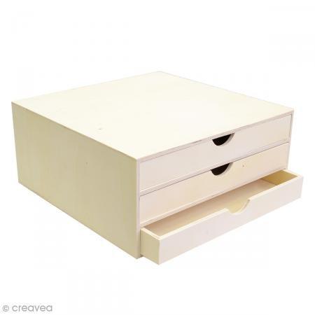 Artemio 14001909 - Organizador Decorativo Madera