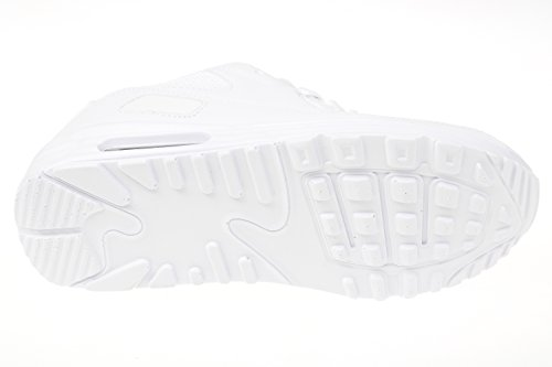 GIBRA® Damen Sneaker, weiß, Gr. 36-41 Weiß