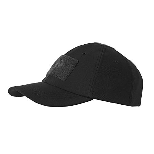 Helikon-Tex BBC Winter Cap -Shark Skin- Schwarz