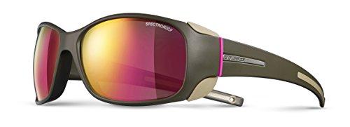 Julbo Monterosa Sonnenbrille Damen, Armee / Kamel / Rosa, One Size