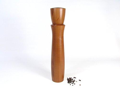 Pfeffermühle Elsbeere mit Keramik-Mahlwerk #24