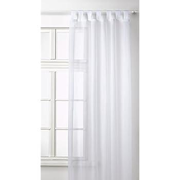 ikea gardinen set vivian zwei wei e gardinenschals in 300 x 145 cm mit tunnelsaum 2 er pack. Black Bedroom Furniture Sets. Home Design Ideas