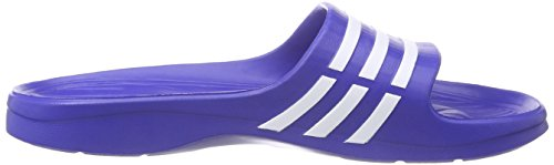 adidas Duramo Sleek, Mocassins Femme Bleu (bold Blue/white/bold Blue)