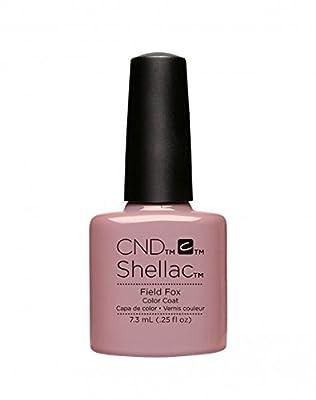 CND Shellac Nail Polish, Field Fox